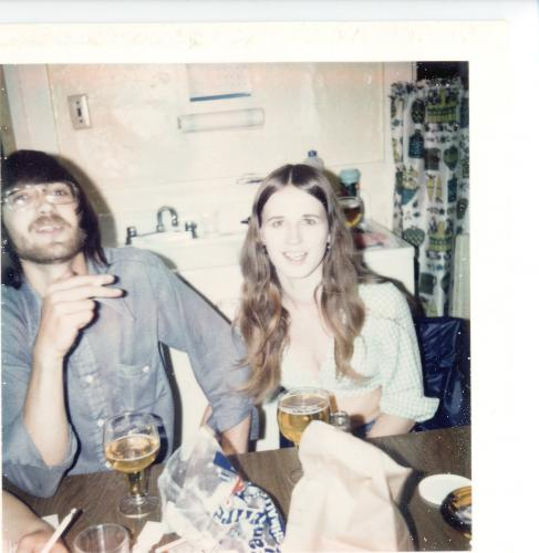 "Duane and Barb in the 70""s"